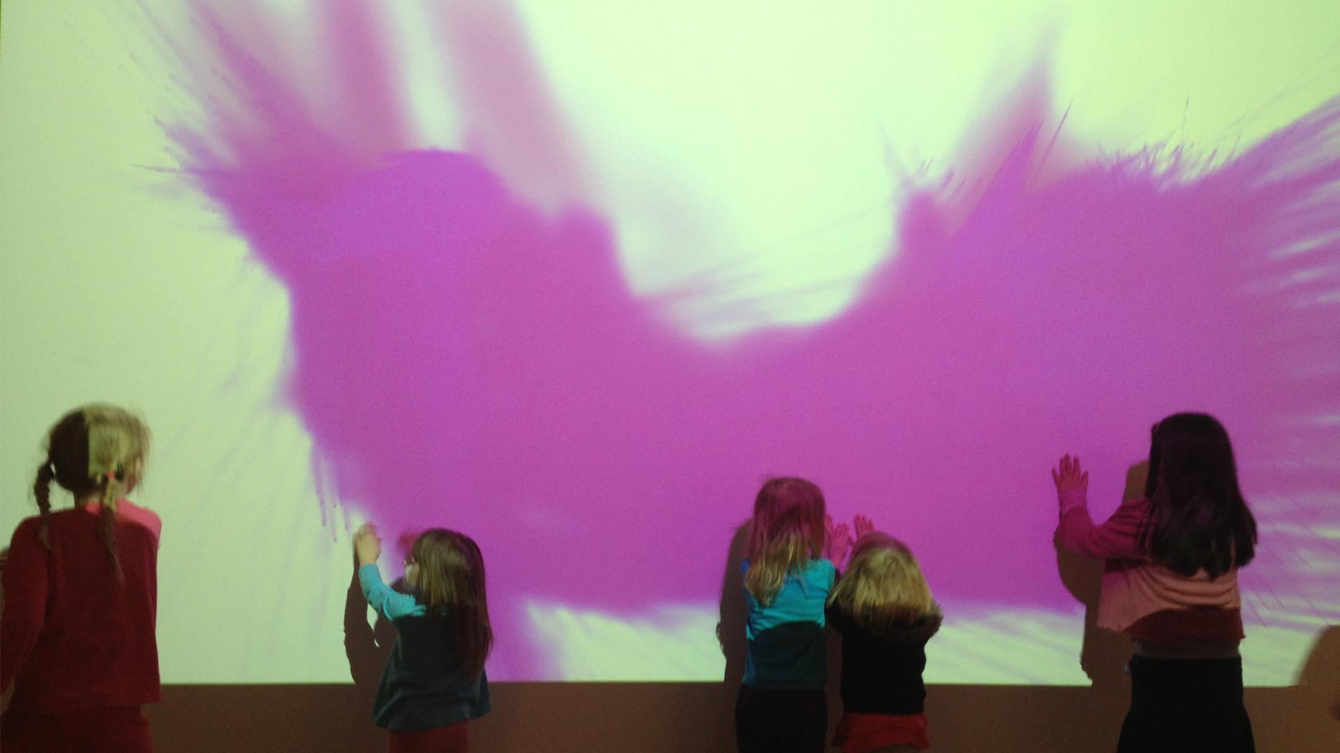 Прокат интерактивной стены