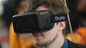 Прокат oculus rift