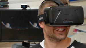 Аренда oculus rift на тимбилдинг