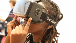 Аттракцион виртуальная реальность
